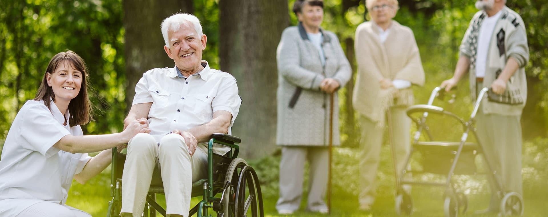 Jungblut Seniorenservice - Pflegeservice